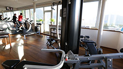 gym four points bolzano